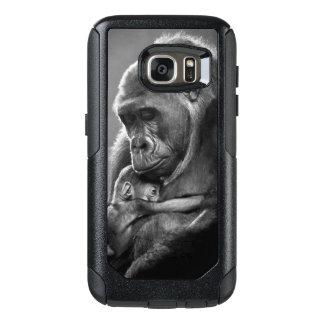 Nuevo gorila de la madre funda otterbox para samsung galaxy s7