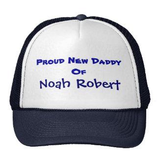 Nuevo gorra personalizado del camionero del papá