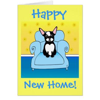 ¡Nuevo hogar feliz! Tarjeta De Felicitación