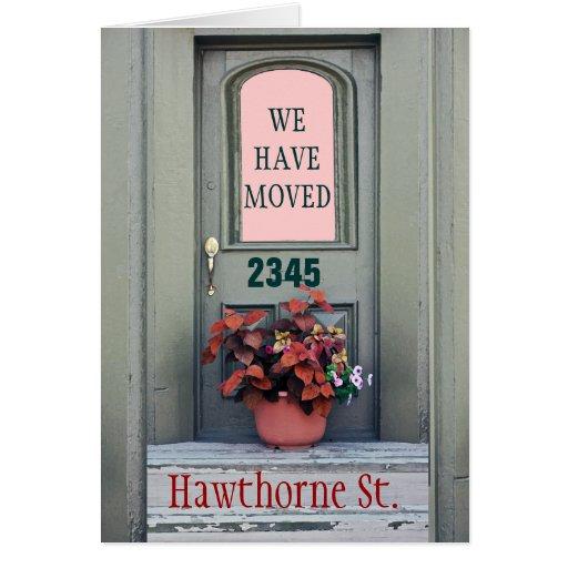 """Nuevo hogar """" VE movimos la tarjeta de"""