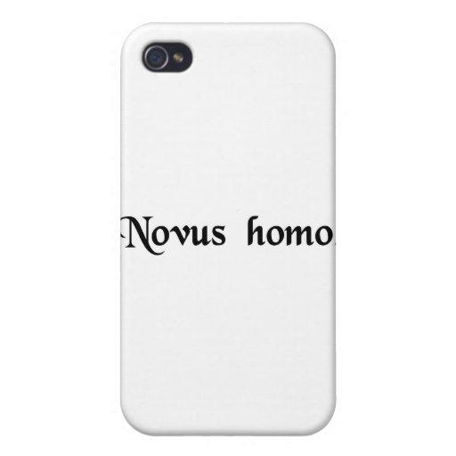 Nuevo hombre iPhone 4/4S funda