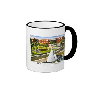 Nuevo hotel de Fort Pierce, Fort Pierce, la Florid Tazas De Café