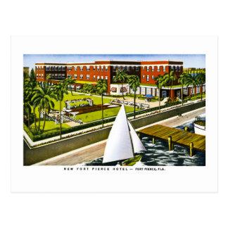 Nuevo hotel de Fort Pierce, Fort Pierce, la Postal