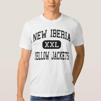 Nuevo Iberia - chaquetas amarillas - alto - nuevo