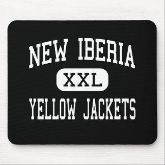 Nuevo Iberia - chaquetas amarillas - alto - nuevo  Alfombrillas De Ratón