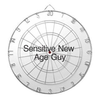 Nuevo individuo sensible de la edad tabla dardos