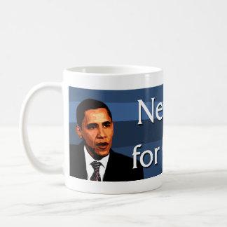 Nuevo Jeresy para la taza de Obama