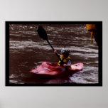 Nuevo Kayaker Poster