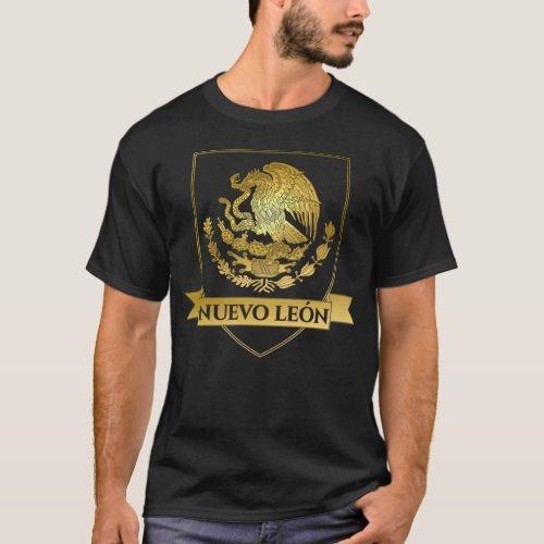 Nuevo Leon Crest T_Shirt