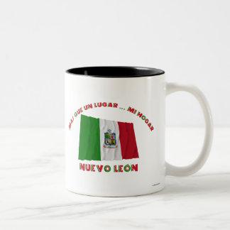 Nuevo León - Más Que un Lugar ... Mi Hogar Coffee Mug
