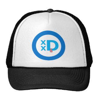 Nuevo logotipo Aparrel de Demócrata Gorros Bordados
