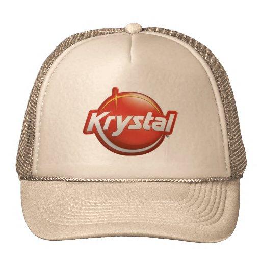 Nuevo logotipo de Krystal Gorra