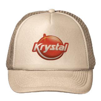 Nuevo logotipo de Krystal Gorras