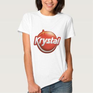Nuevo logotipo de Krystal Playera