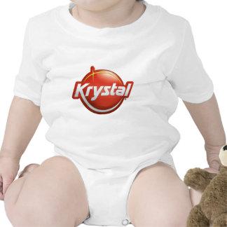 Nuevo logotipo de Krystal Traje De Bebé