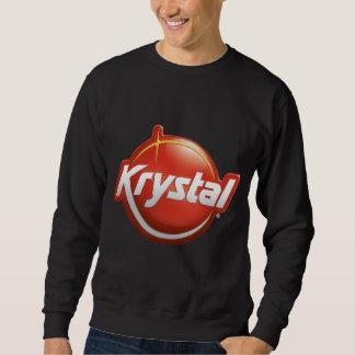 Nuevo logotipo de Krystal Sudadera