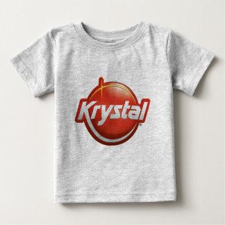 Nuevo logotipo de Krystal T Shirt