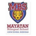 Nuevo logotipo de Mayatan Postal