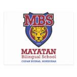 Nuevo logotipo de Mayatan Postales