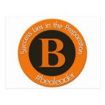 Nuevo logotipo del bealeader postal