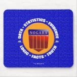 NUEVO logotipo oficial RatPad del sello de NOGARA Mouse Pad