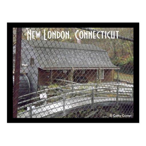 Nuevo Londres, Ct. Postal
