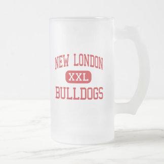 Nuevo Londres - dogos - alto - nuevo Londres Taza De Café
