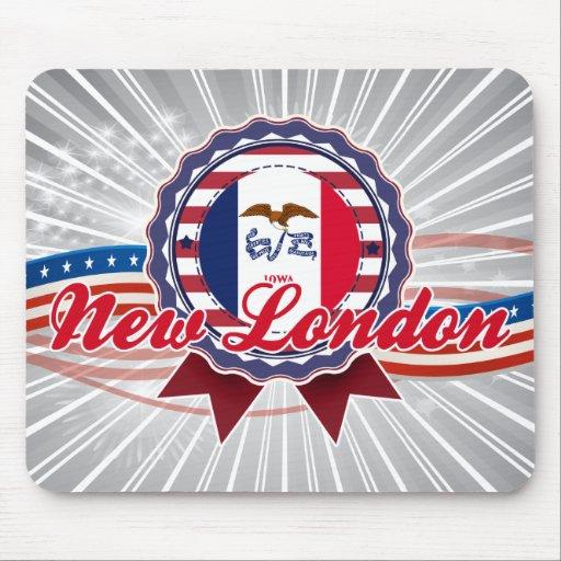 Nuevo Londres, IA Alfombrillas De Ratones