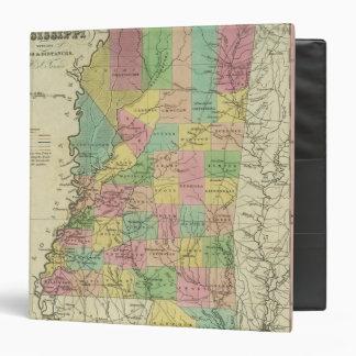 Nuevo mapa de Mississippi 2