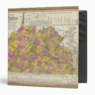 """Nuevo mapa de Virginia Carpeta 1 1/2"""""""