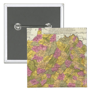 Nuevo mapa de Virginia Pins