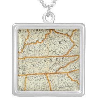 Nuevo mapa topográfico de la guerra de Perrine Grimpola Personalizada