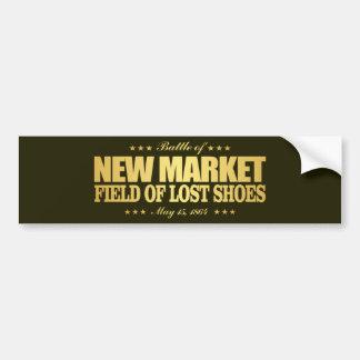Nuevo mercado (FH2) Pegatina Para Auto