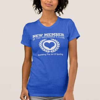 Nuevo miembro del CLUB de la ABUELA Camiseta