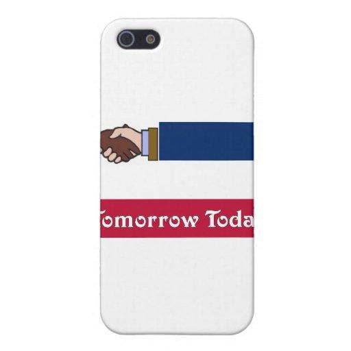 Nuevo Mississippi: Mañana hoy iPhone 5 Funda