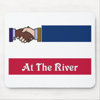 Nuevo Mississippi v2 en el río 2 Alfombrilla De Raton