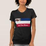 Nuevo Mississippi v2 en el río 2 Camisetas