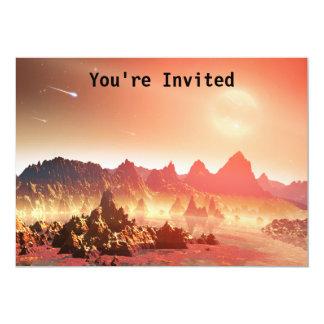Nuevo mundo invitaciones personales