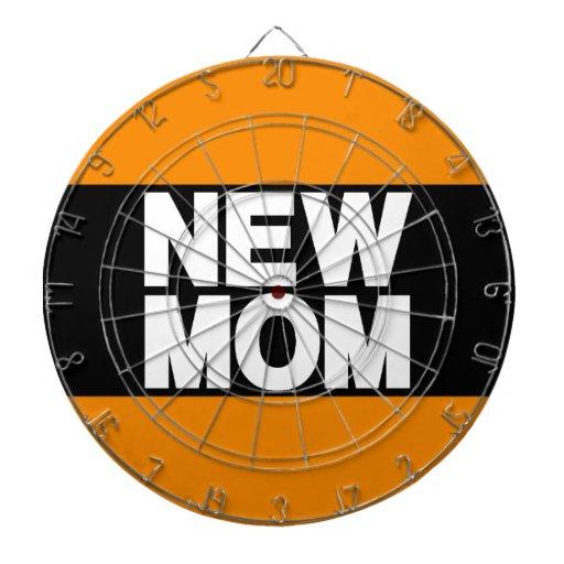 Nuevo naranja de LG de la mamá Tablero Dardos