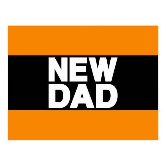 Nuevo naranja de LG del papá Postal