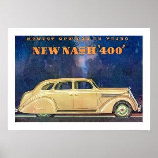 """Nuevo Nash """"400"""" Impresiones"""