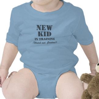Nuevo niño en el entrenamiento de Jordania - Traje De Bebé