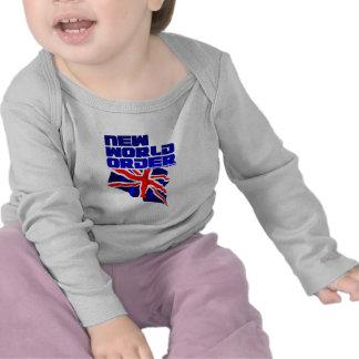 Nuevo orden mundial camisetas