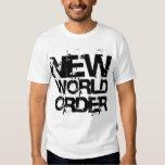 Nuevo orden mundial playeras