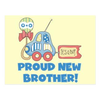 Nuevo orgulloso Brother-es un muchacho Postales