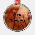 Nuevo ornamento del navidad de la mamá ornamento de reyes magos