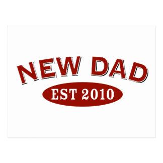 Nuevo papá 2010 postales