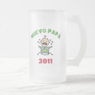 Nuevo Papa 2011 Gift Mugs