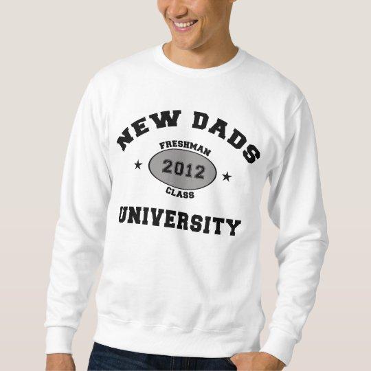 Nuevo papá 2012 sudadera