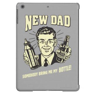 Nuevo papá: Alguien me trae mi botella Funda Para iPad Air